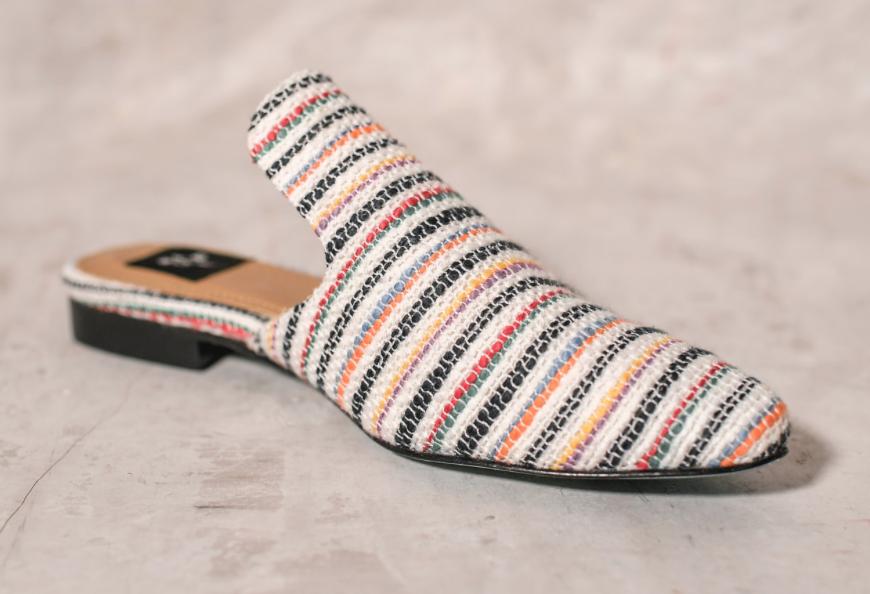Macaria Rainbow Sandals - Zakik at Azulik