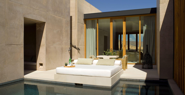 Desert Pool Suite, Amangiri
