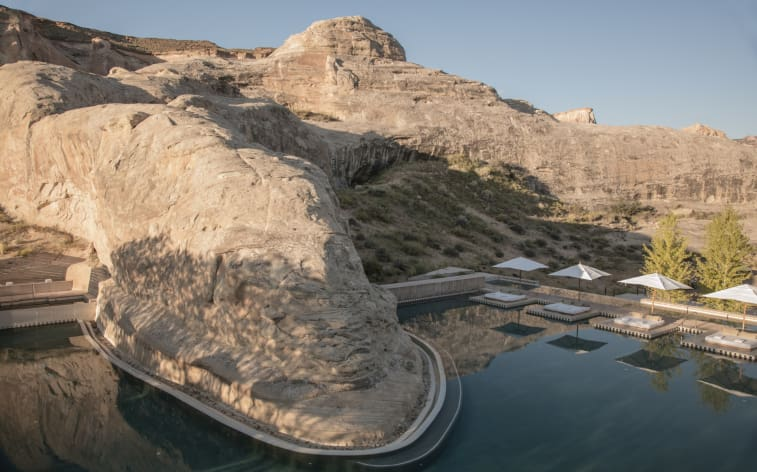 Amangiri, Resort and Spa, Canyon Point, Utah