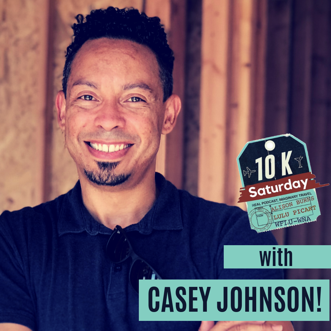 10K Saturday with Casey Johnson!