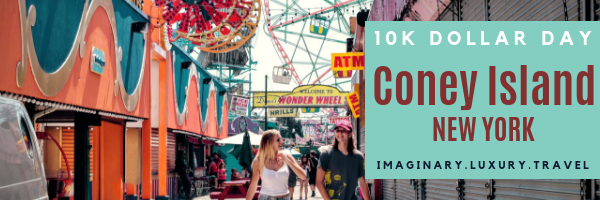 10K Dollar Day in Coney Island