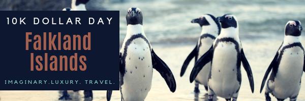 10K Dollar Day in Falkland Islands