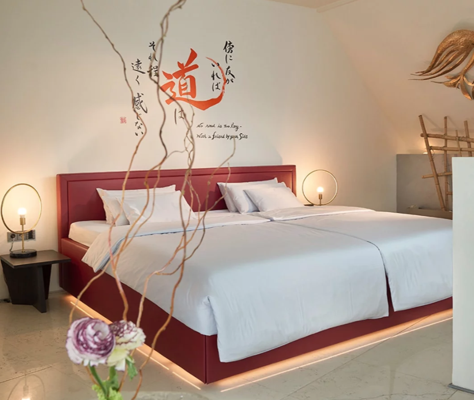 House of Time Boutique Hotel in Vienna, Love Boat in Saigon Suite - Second Bedroom