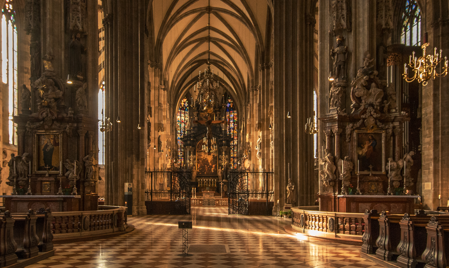 St. Stephan's Cathedral - Vienna, Austria