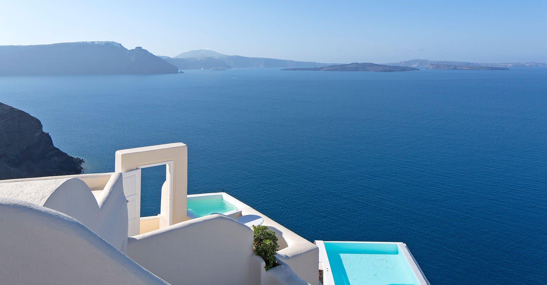 Canaves Oia Sunday Suites - Santorini