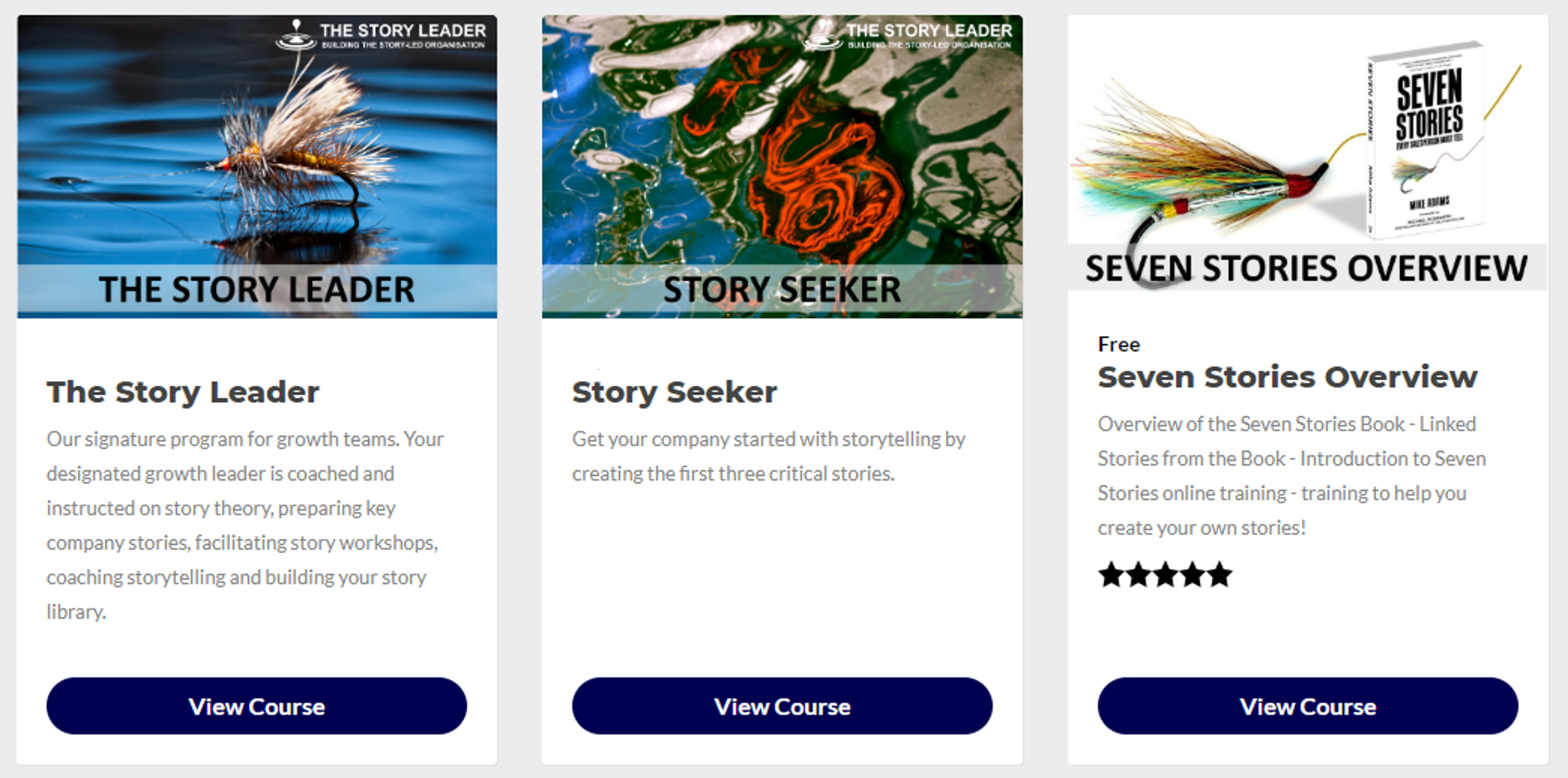 See the full suite of STORY courses at www.mysevenstories.com