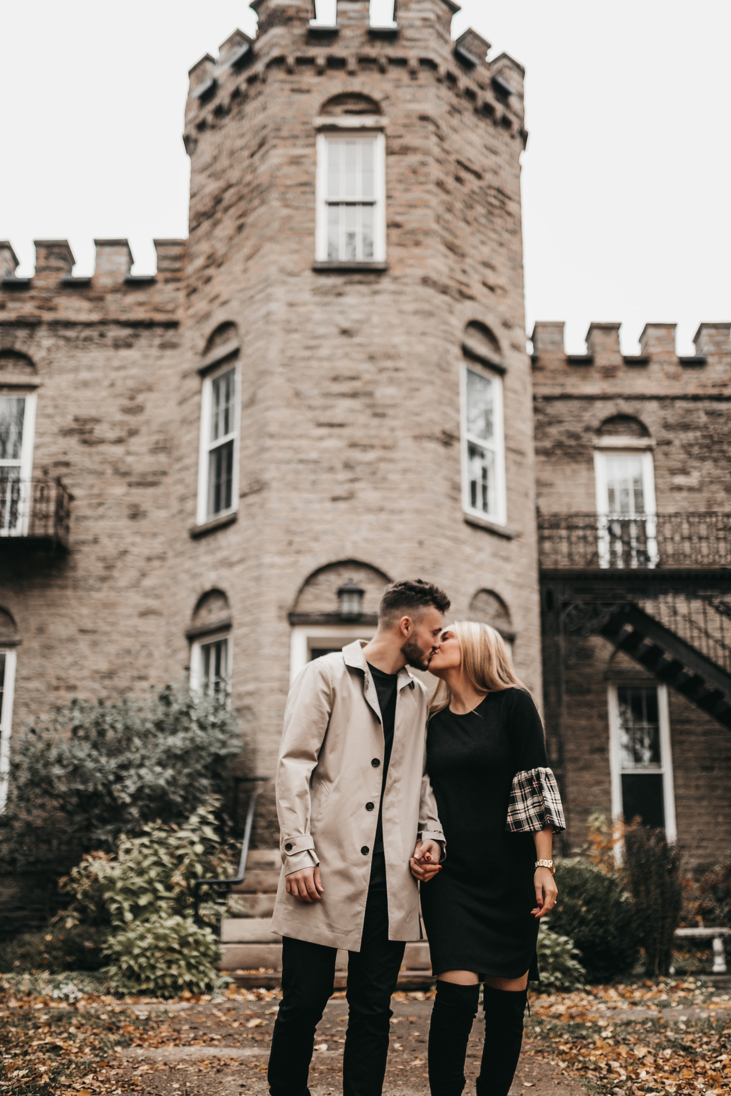 """SHANE + OLIVIA - """"Leanna, you made our engagement photo process so easy and FUN! We loved every minute of it because you made us feel so comfortable and let us be ourselves! The photos came out absolutely AMAZING!!! We love every single one of them and are so thankful that you are the one who captures these moments for us! We love you!!"""""""