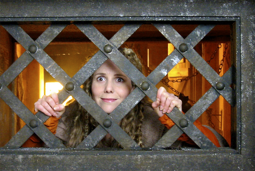 Sally Phillips (Actress)