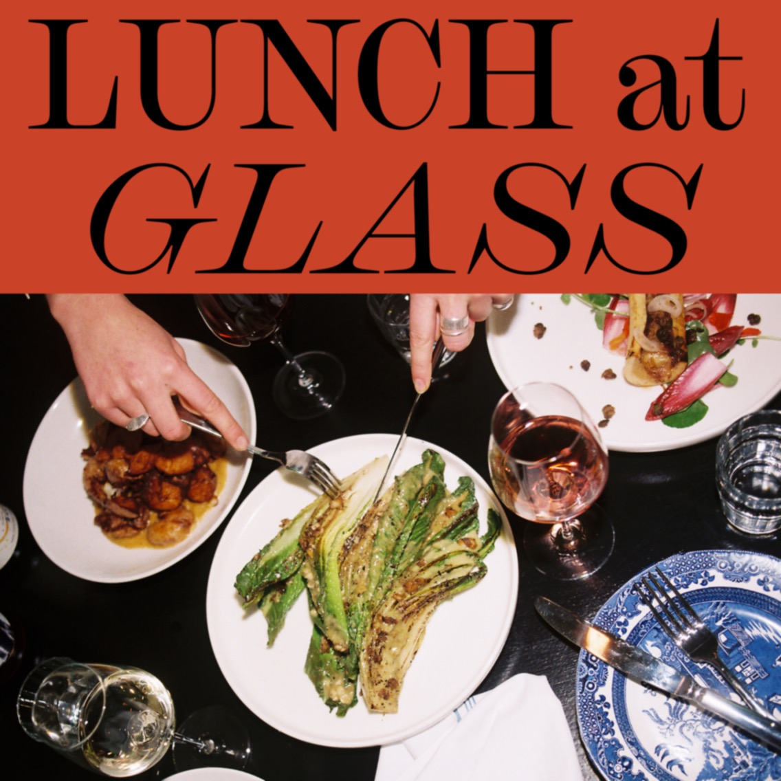 Book with us for lunch