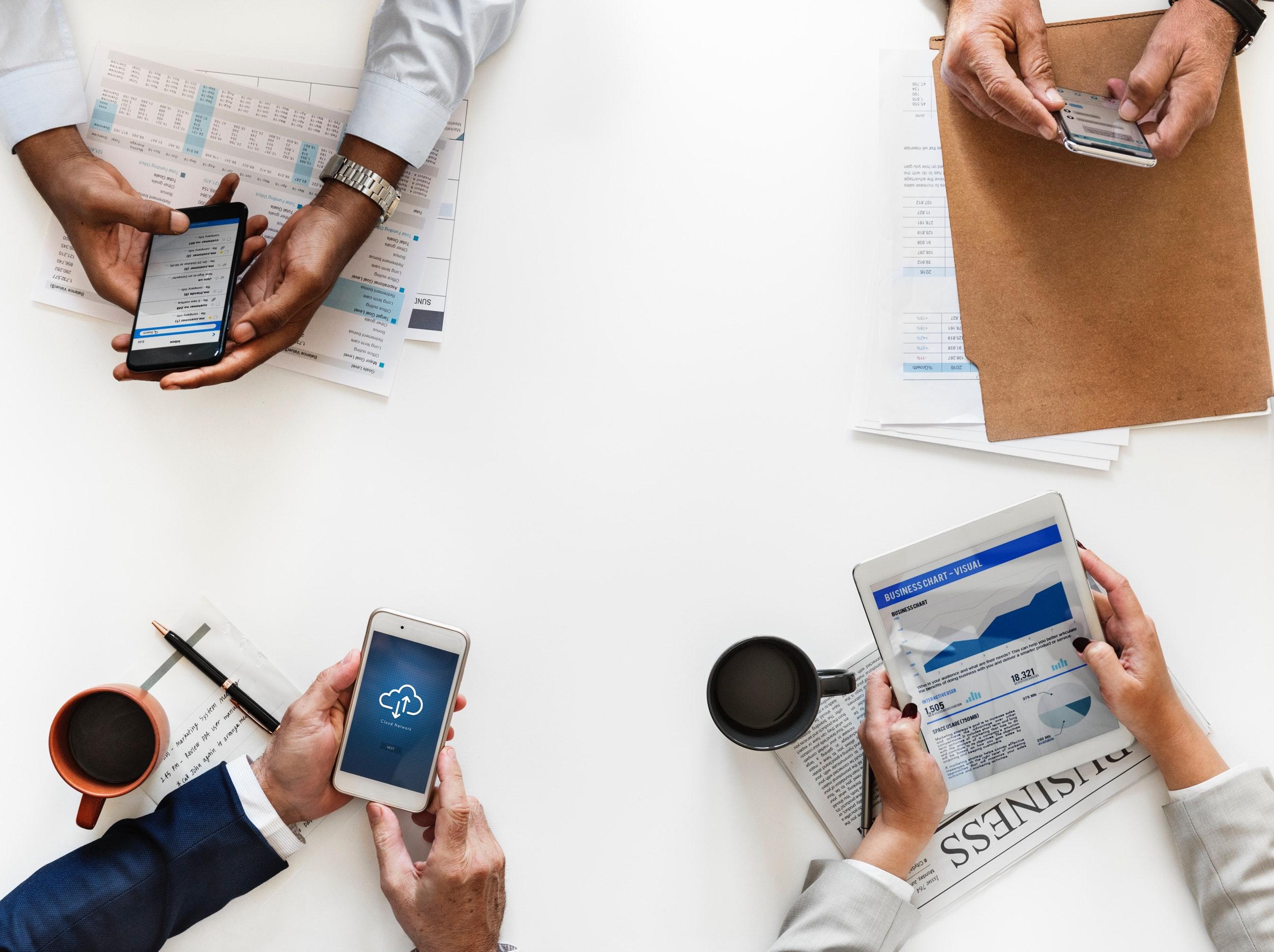 Mit Riso Digitalisierung vob Lohn Schritt für Schritt umsetzen.