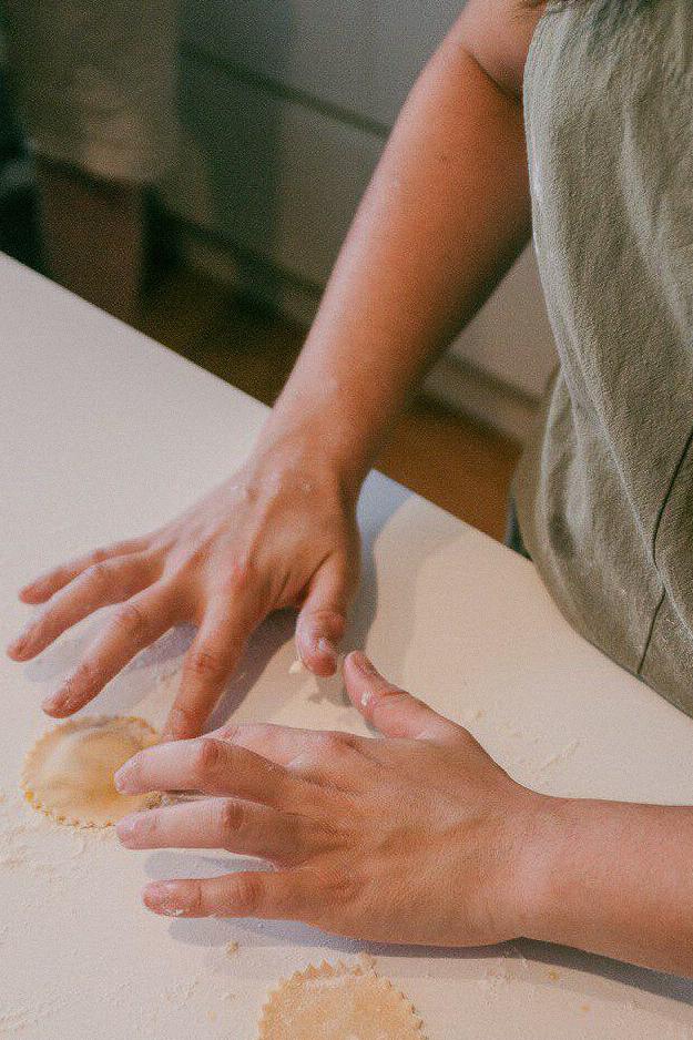 How to Make Handmade Pumpkin Ravioli