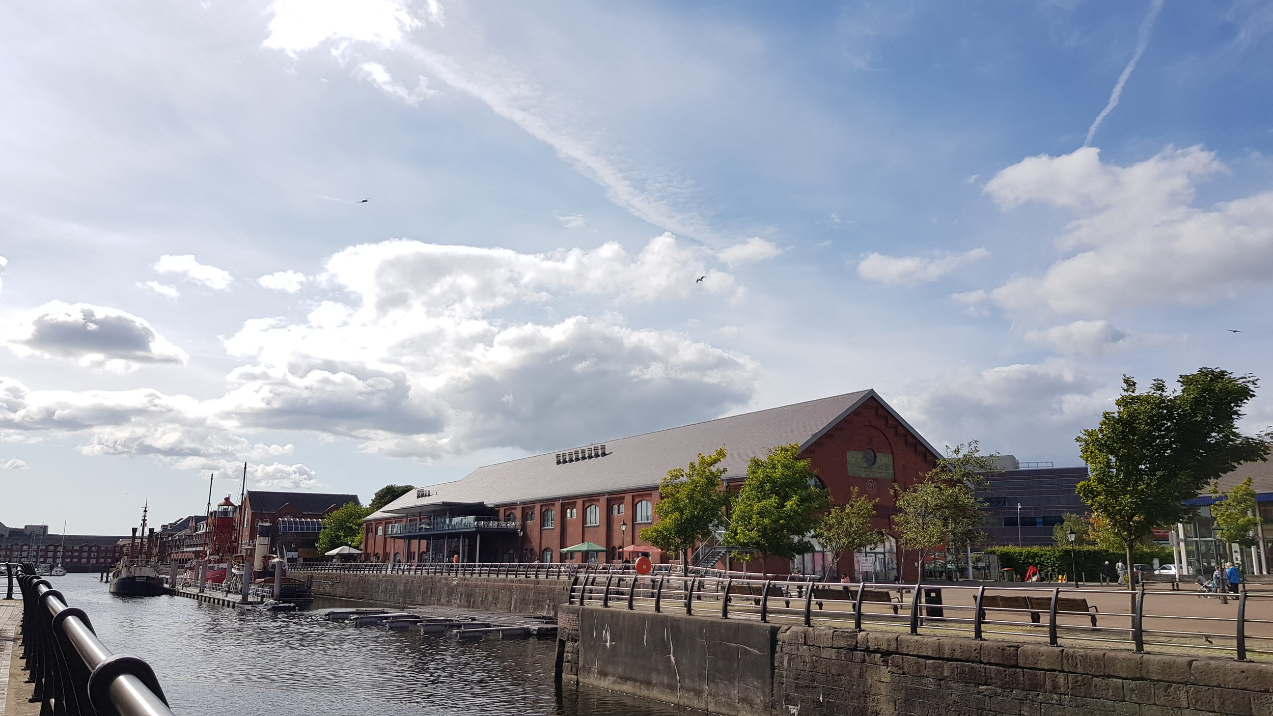 National Waterfront Museum, Swansea