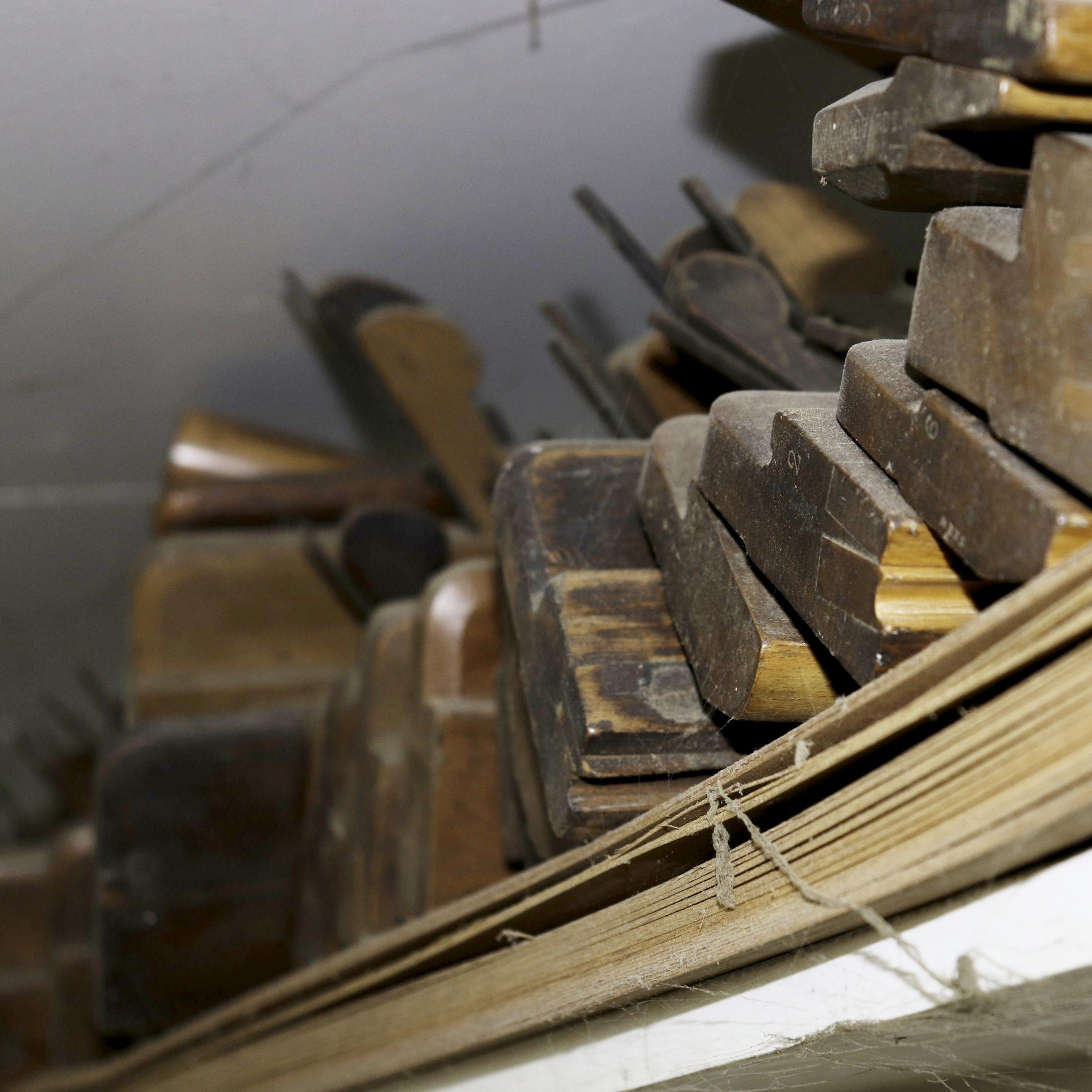 Furniture restoration -