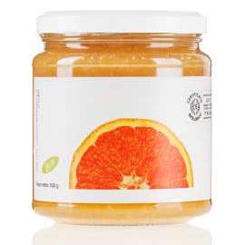 MARMELLATA DI ARANCE - Descrizione: L'arancia è ricca di vitamina C, A e B, ma anche di Sali minerali tra cui calcio, fosforo, potassio, sodio e magnesio. Indicata per i diabetici in quanto povera di zuccheri.Ingredienti: arance bio, limoni bio, zucchero di canna bio.