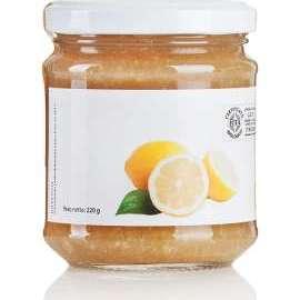 CONFETTURA DI LIMONI   - Descrizione: Il limone ha proprietà depurative disintossicanti dell'organismo e la sua assunzione regolare, preferibilmente al mattino quando si è digiuni, aiuta a regolarizzare l'intestino.Ingredienti: limoni bio, zucchero di canna bio.