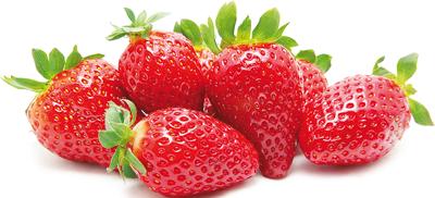 Fragole - Descrizione: La fragola è un frutto caratterizzato da un ottimo profumo e un sapore dolce. È un frutto antico, conosciuto già all'epoca dei Romani che per il profumo la chiamavano