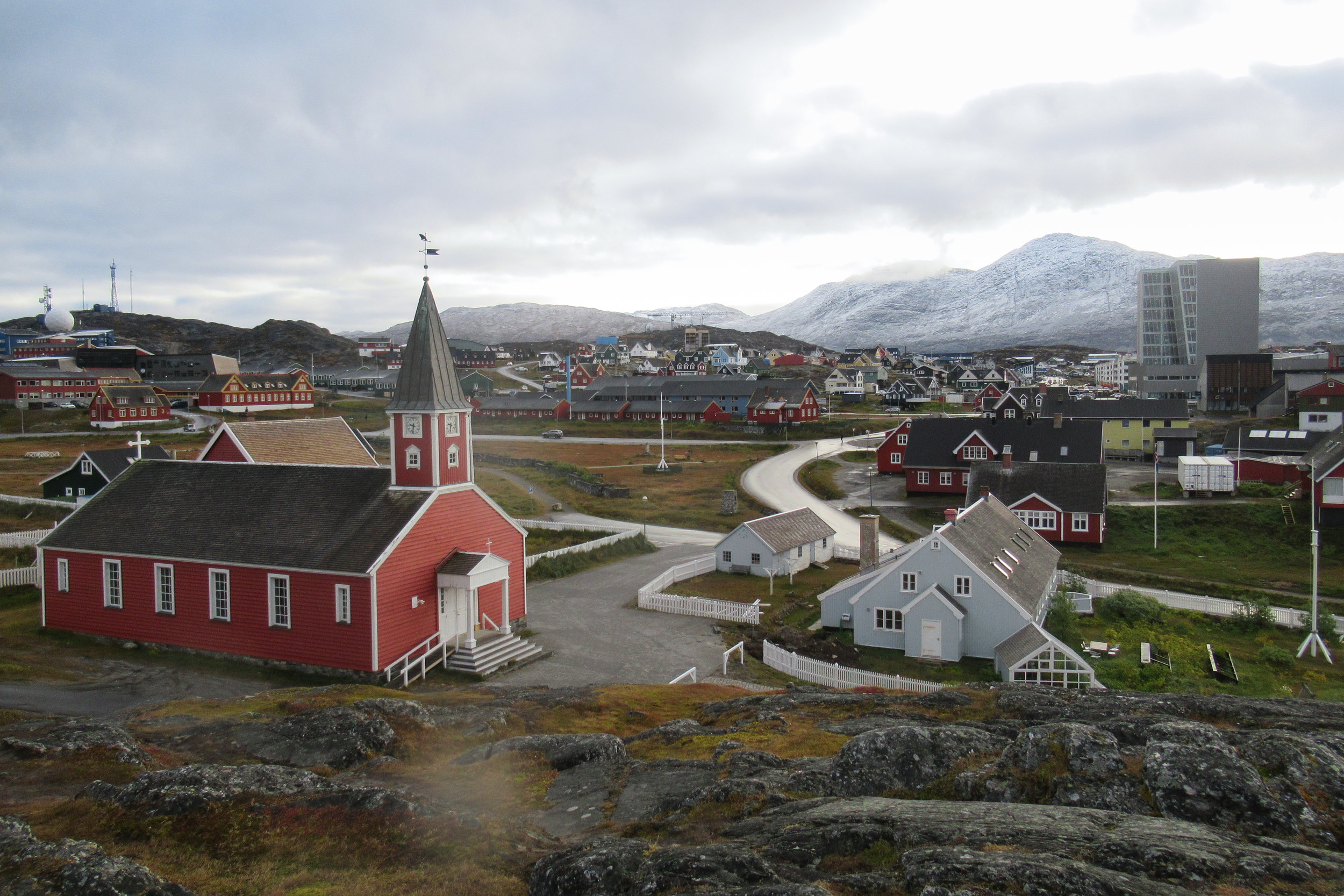A view on Nuuk