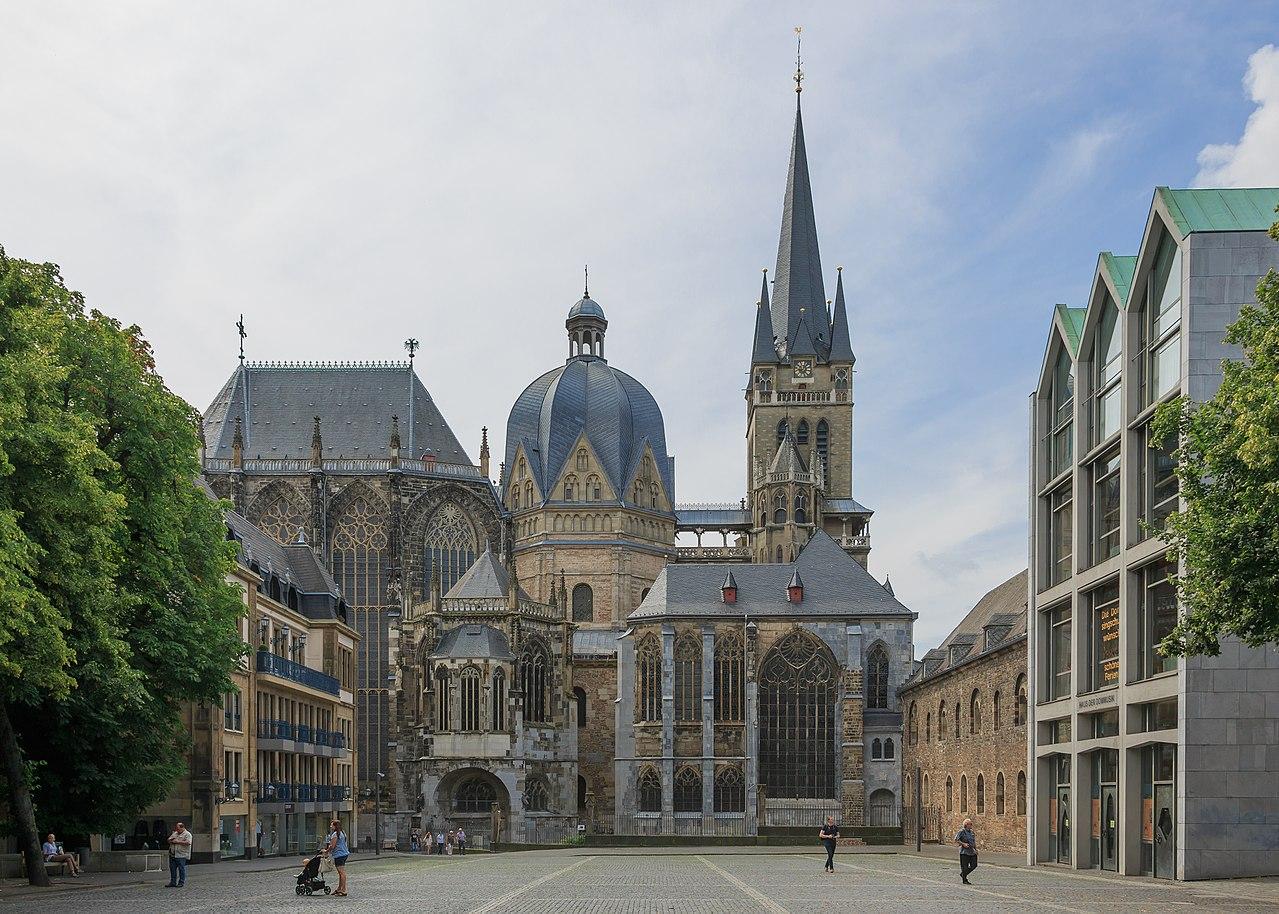 Aachen - Juli - August