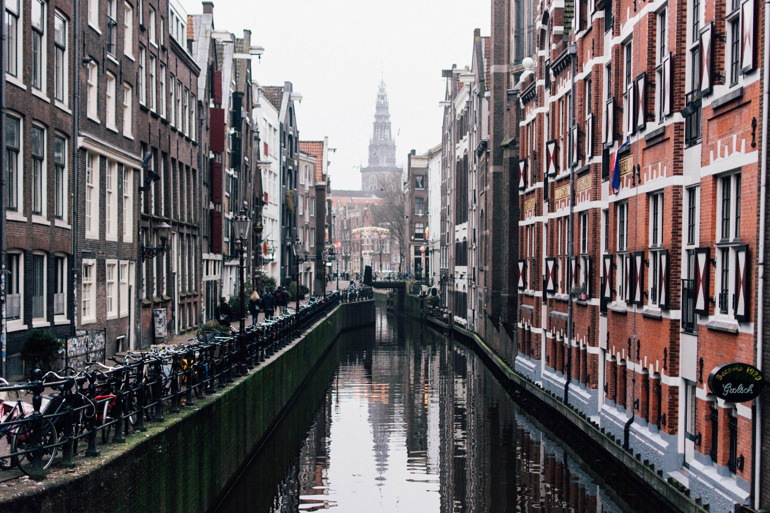 Amsterdam - November - Dezember