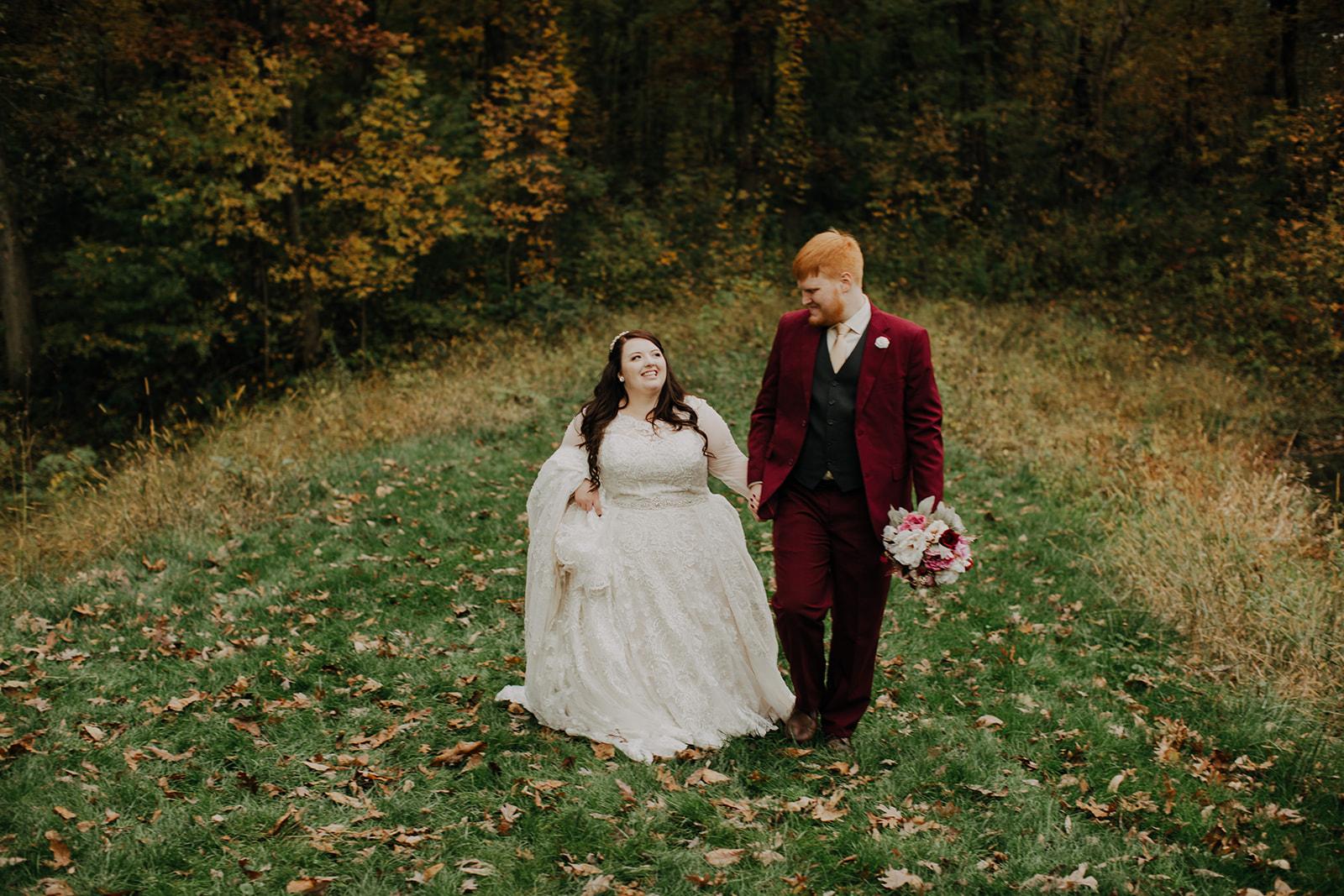 Christensen Celebration Farms Wedding - Iowa City, IA