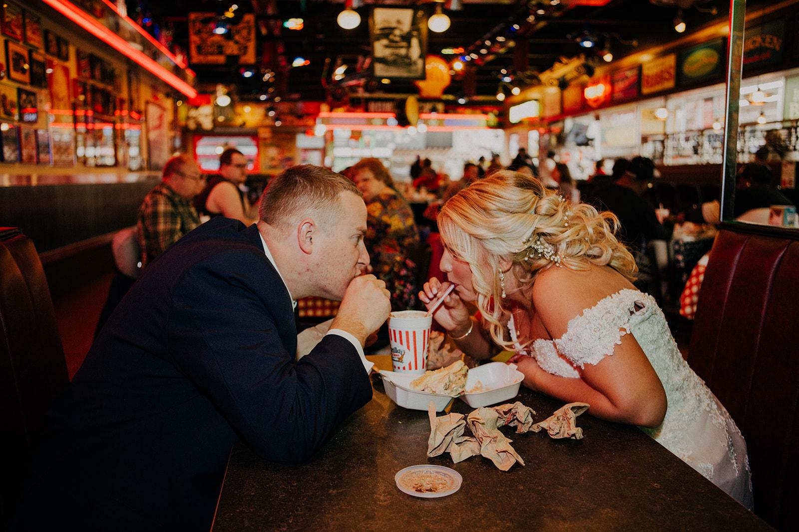 Schaub Portillo's Date Wedding - Peoria, IL