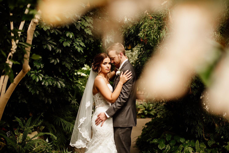 Steen Romantic Urban Wedding - Peoria, IL
