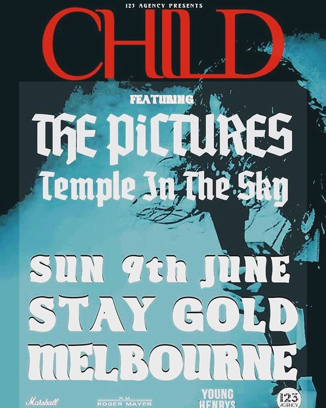 3 shows left on our pre-European tour run of the great southern land. Including our Fare-Raiser show at @staygoldmelbourne with THE PICTURES (Melbourne rock royalty) and @temple.in.the.sky // @theeasternballarat with @khanbandofficial and @psychobabel_band // @westthebarton #adelaide with @kitchenwitchband and @okoadl !! Come get loose with us and we'll bring the amplifiers 🤙