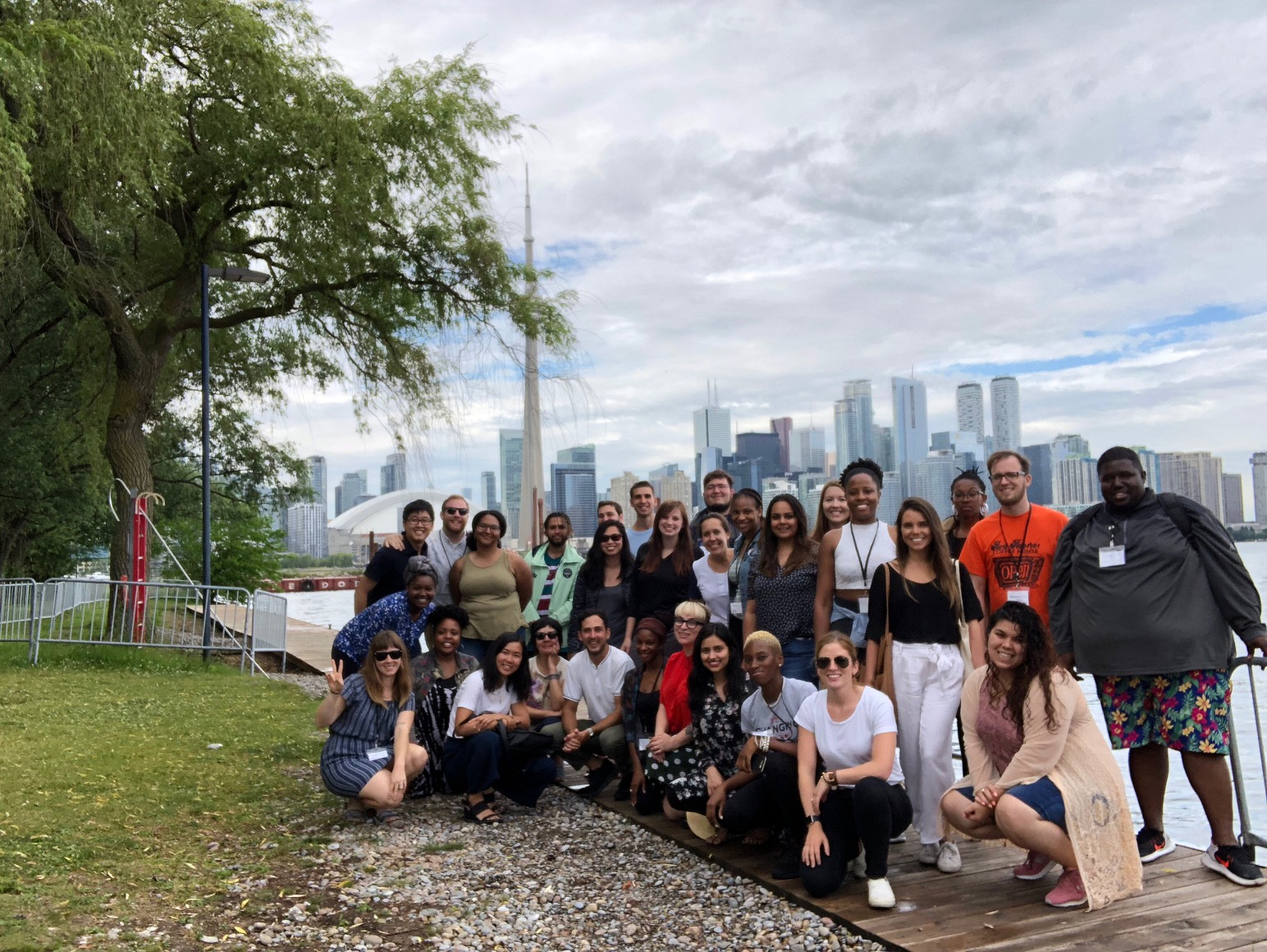2018 Emerging City Champions in Toronto