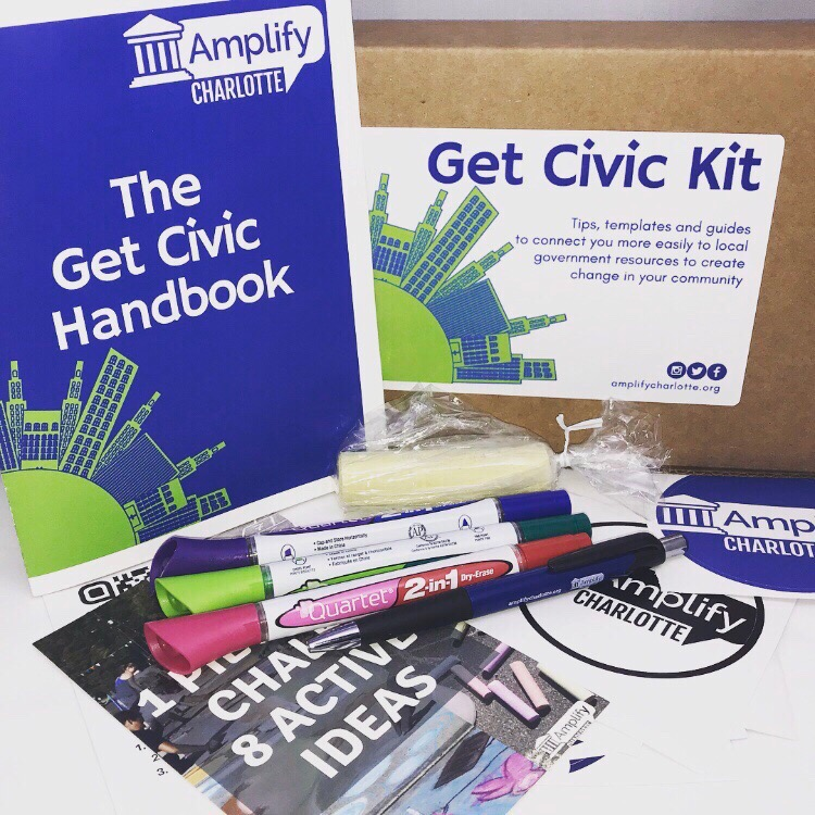 Get Civic Kit Amplify Charlotte