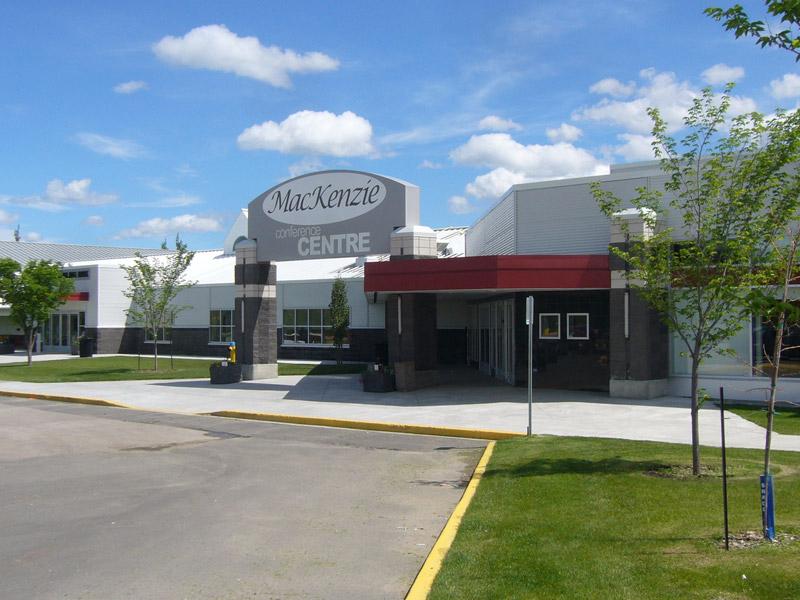 Mackenzie Centre Drayton Valley