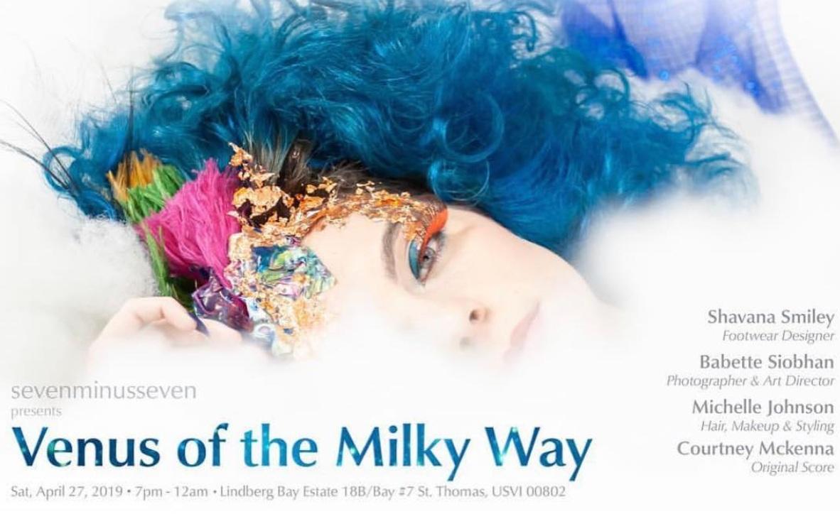 Venus+of+the+Milky+Way