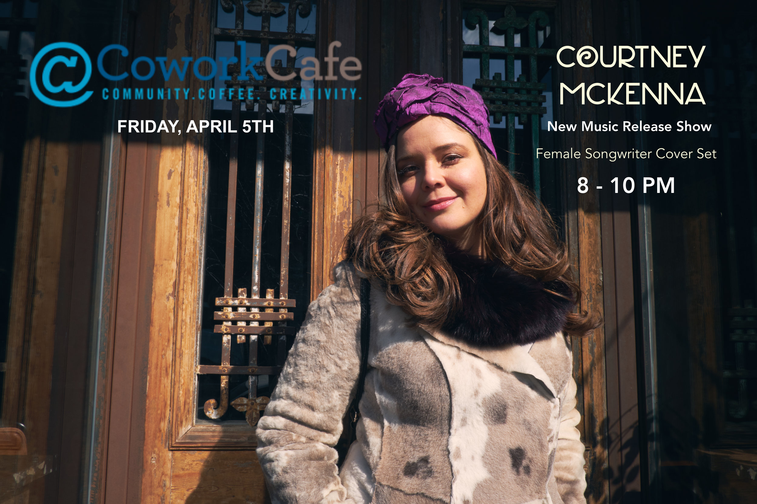 CoWork Cafe Arlington show