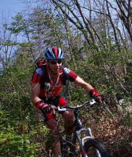 Oak Ridge Farm Mountain Biking