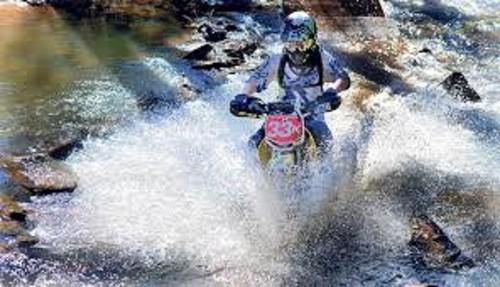 Oak Ridge Farm Motocross Event