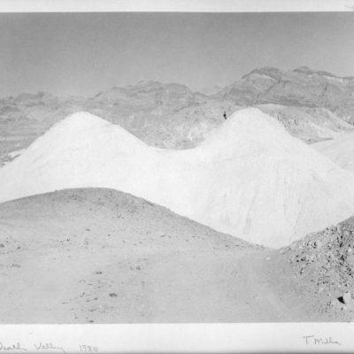 Tom Millea, Death Valley