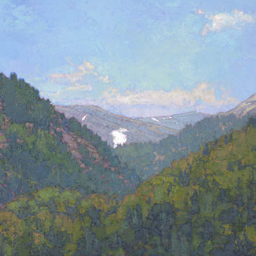 Sole Snow Patch Raggeds, Thomas Paquette