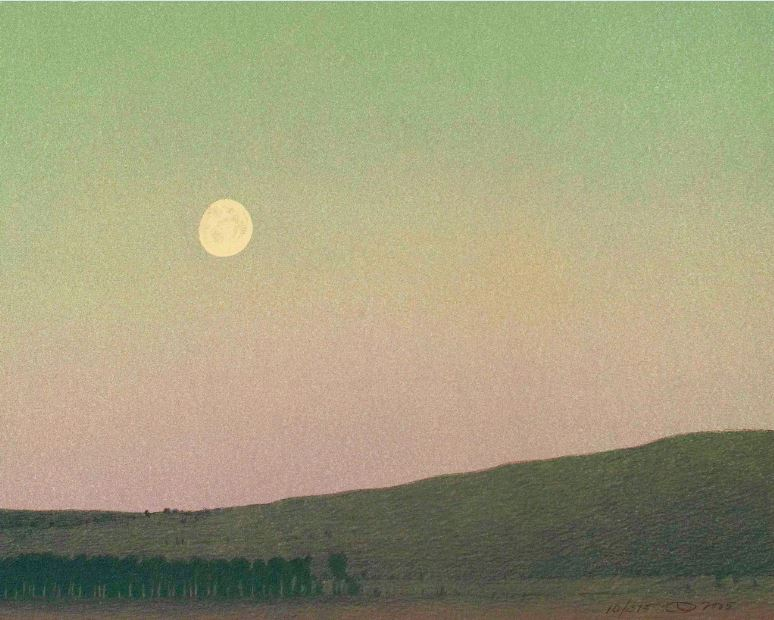 Fall Moon Rising, 2005