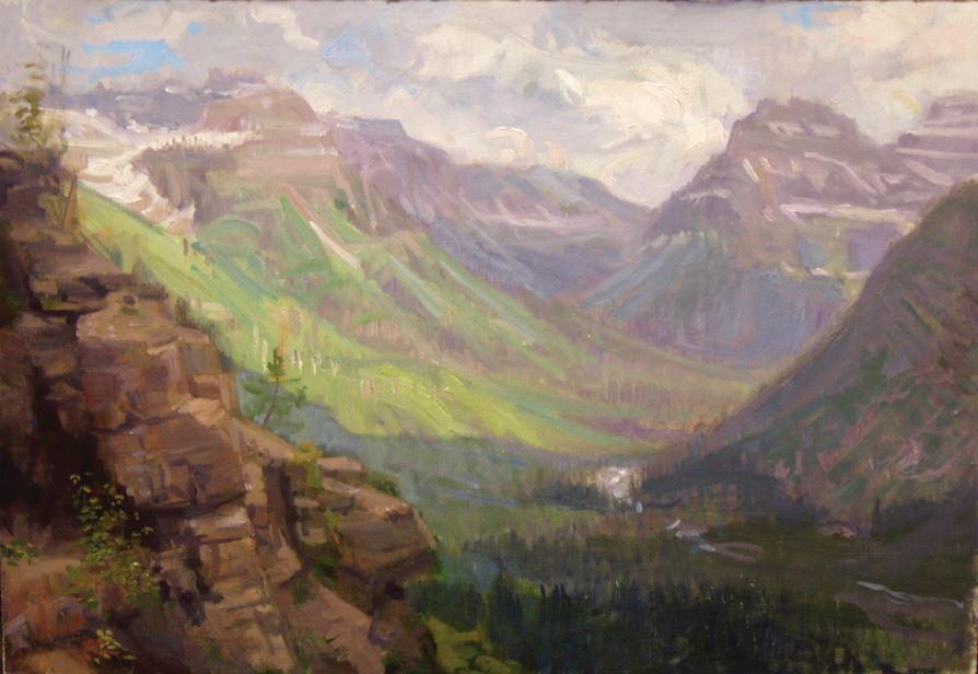 Joe Abbrescia, Haystack Butte