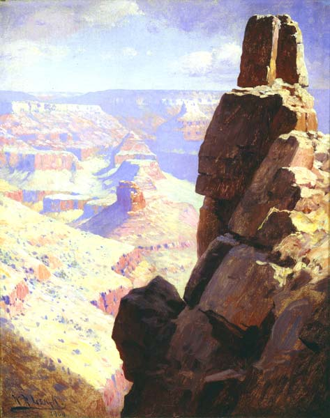 William R. Leigh, Grand Canyon of Arizona