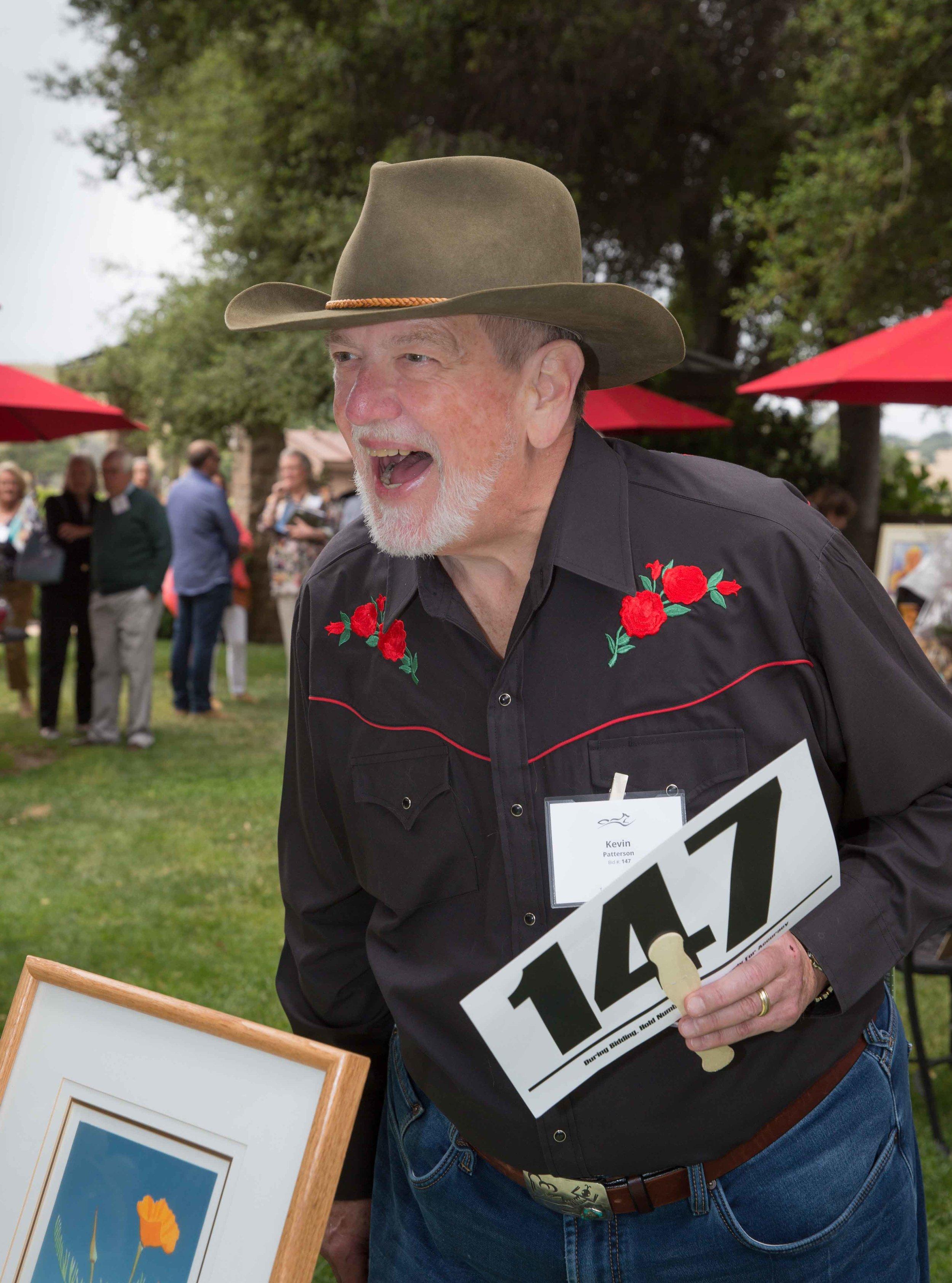 Kevin Patterson, Board Member