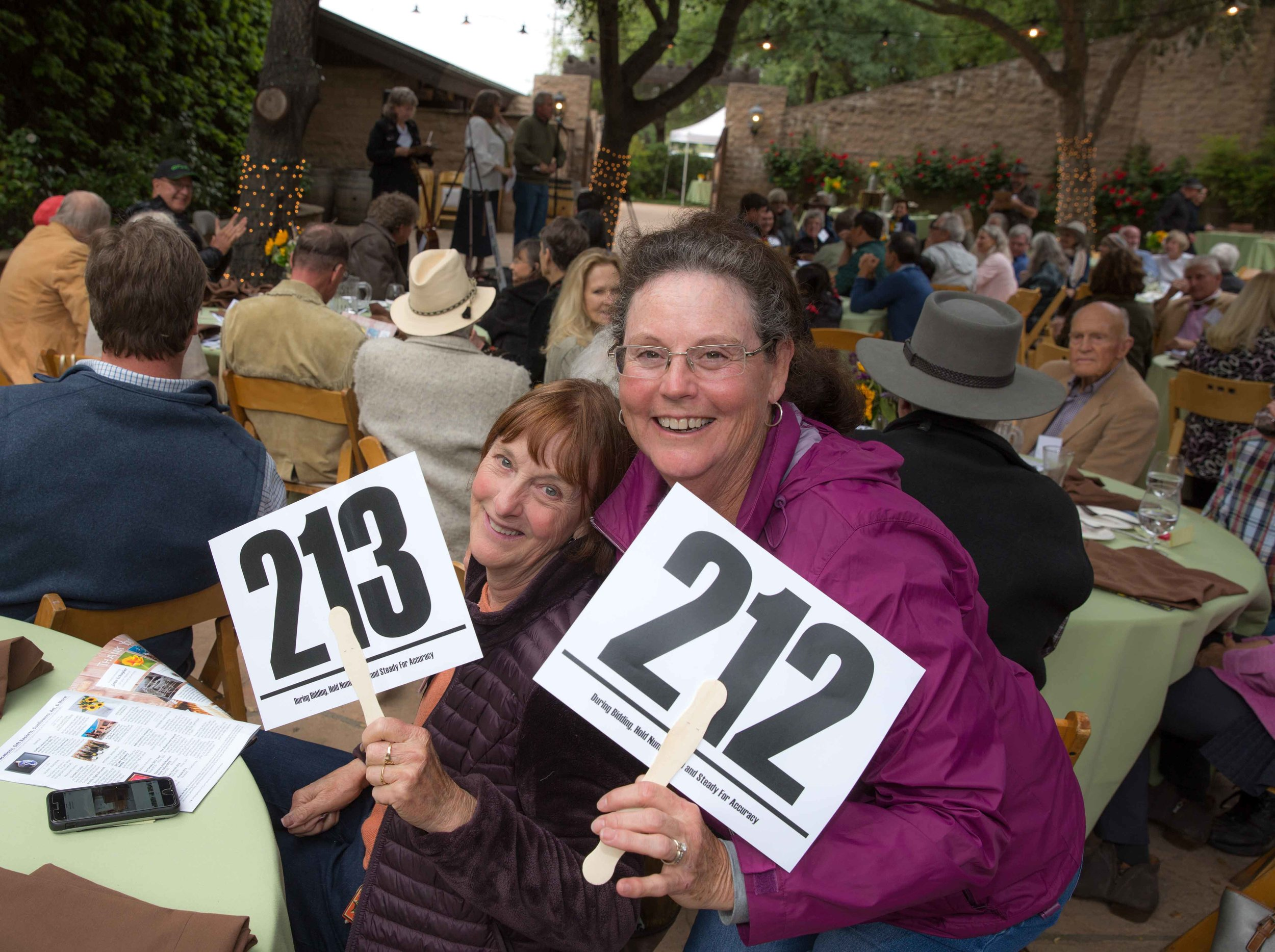 Sharon Metsch and Kathleen Rosenthal