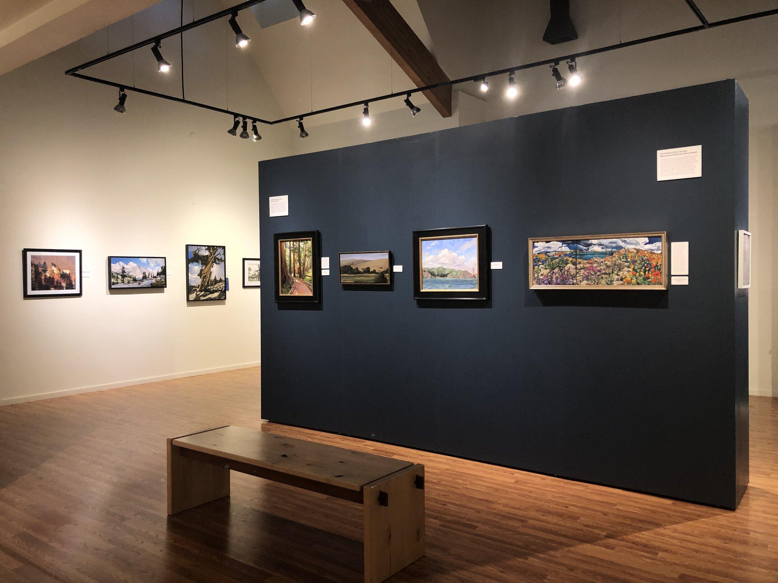 Wildling Museum Installation View
