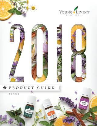 Click to view the 2018 product guide for great tips, suggestions, & recipes!  Or visit and download your own copy from:  https://issuu.com/younglivin…/…/yl_can_2018_pguide_022318_en