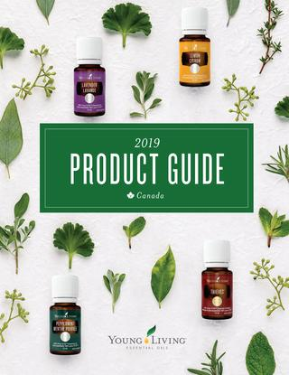 Click to view the current 2019 product guide for great tips, suggestions, & recipes!  Or visit and download your own copy from:  https://issuu.com/younglivingeocanada/…/2019productguide_can
