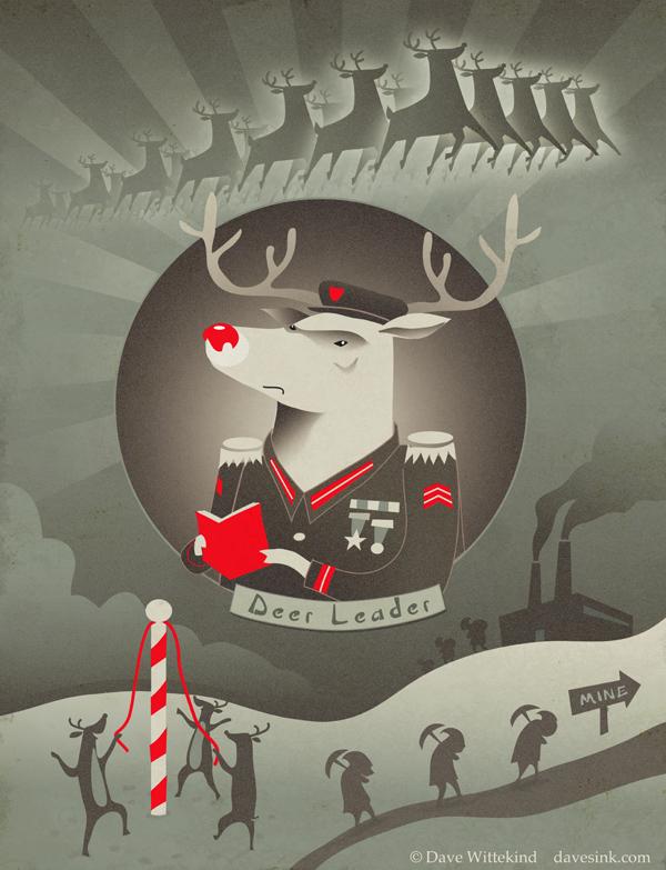 DeerLeader Rudolph