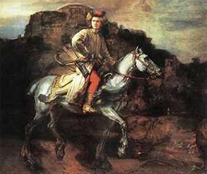 PolishRider by Rembrandt