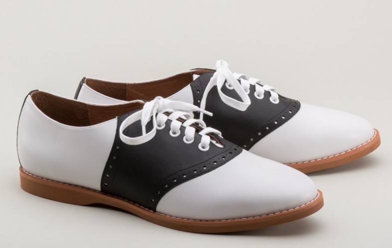 Saddle Shoes  -