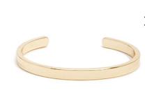 4. Gold Bracelet -