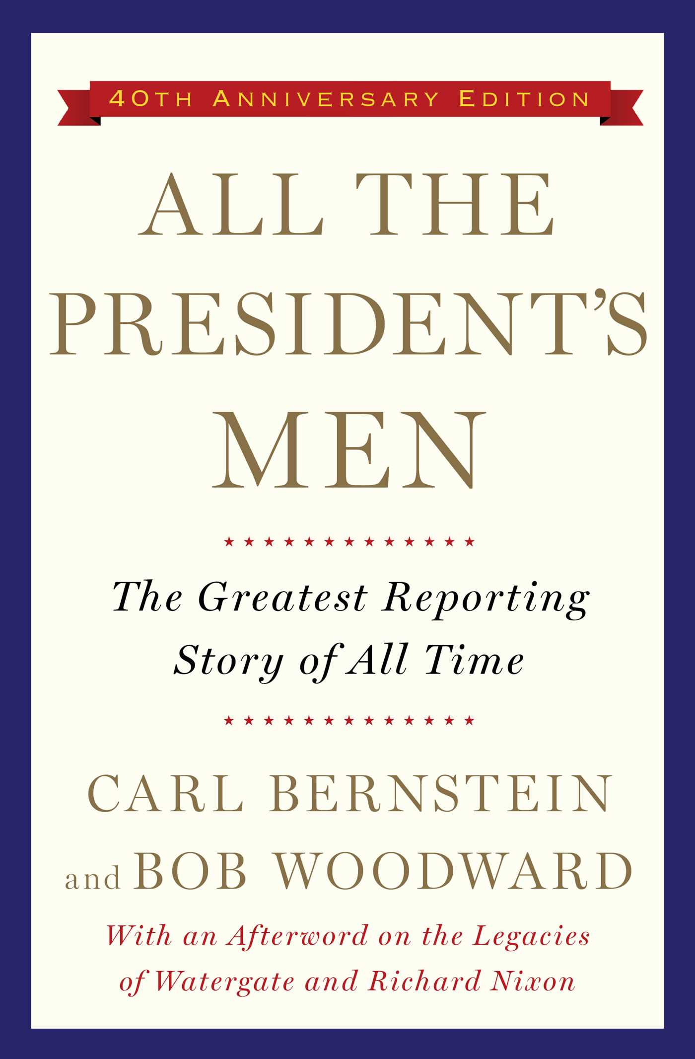 4. All The Presidents Men -