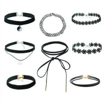 Black Choker Collection -